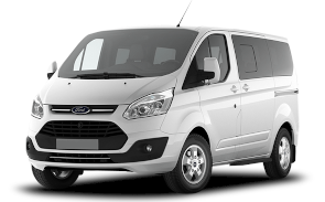 Category G8 | 590.00 € per month | Ford Tourneo 8 seats or similar